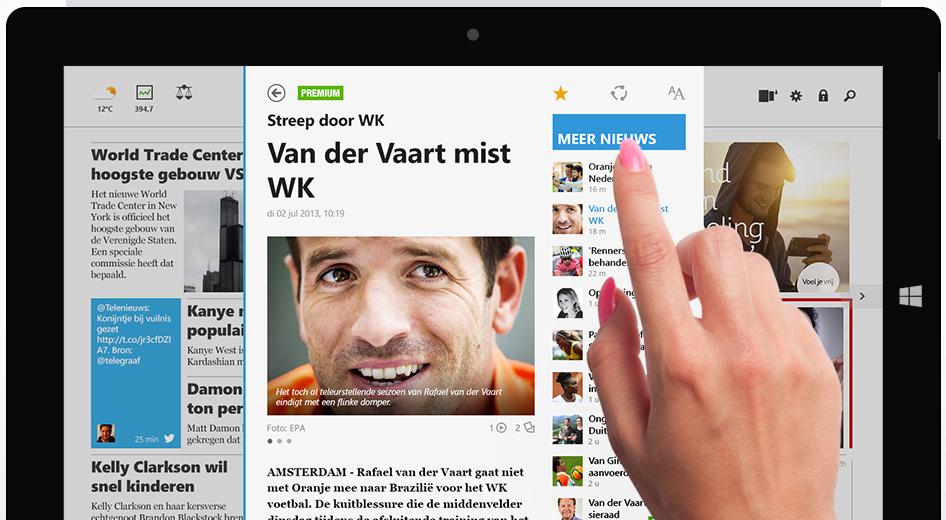 Telegraaf Apps